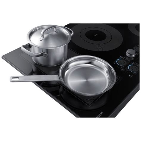 induction cooktop 36 inch nz36k7880ugsamsung appliances 36 quot induction cooktop black