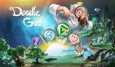 doodle god how to make resurrection a complete guide to the new playstation coming this
