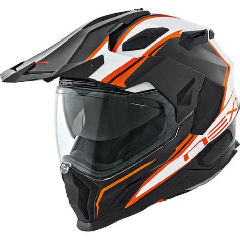 Nexx XD1 v Shoei Hornet ADV v Arai Tour X4   Motorcycle News