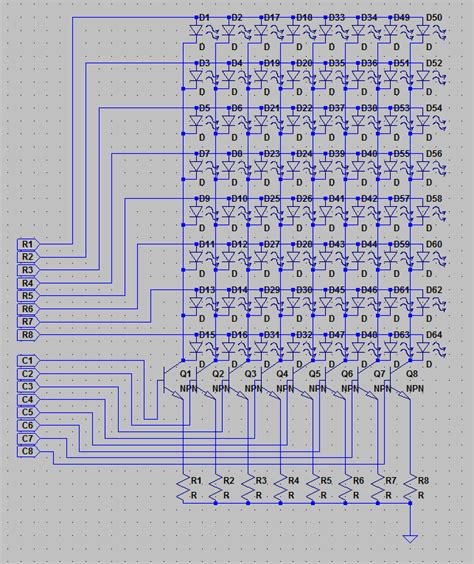 integrated circuit 4017 price integrated circuit alternative to 4017 decade counter for iterating matrix columns