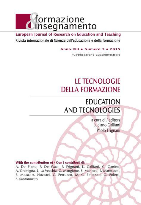scienze dell educazione test 187 scienze dell educazione e della formazione cosa consiste