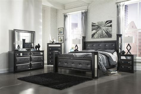 bedroom sets in black ashley furniture black bedroom set marceladick com