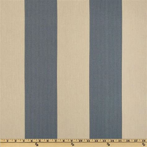 yacht pattern fabric magnolia home fashions belle isle stripe yacht blue