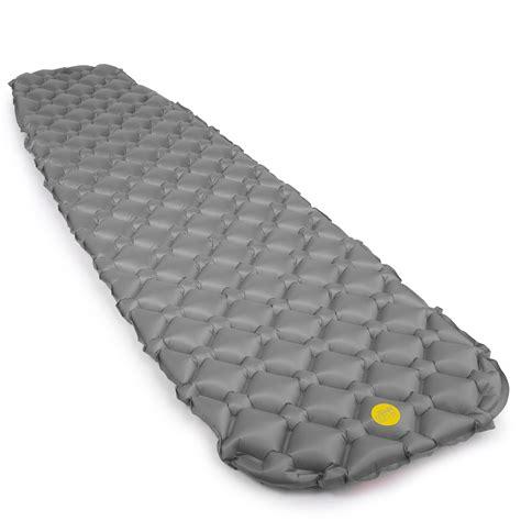 alpkit cloud base lightweight sleeping mat