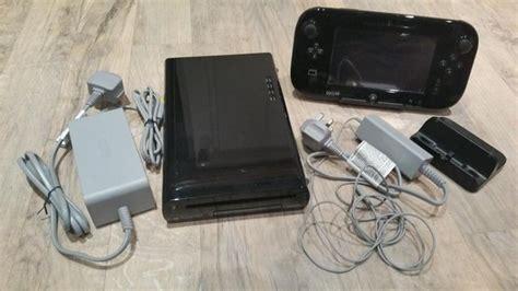 wii u console on sale wii u console for sale in uk 81 used wii u consoles
