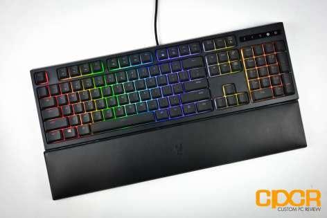 review: razer ornata chroma mecha membrane gaming keyboard