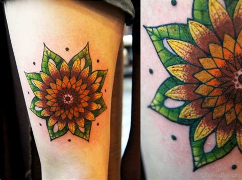 sunflower tattoos tattoo designs tattoo pictures page 2