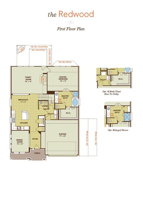 gehan homes redwood floor plan home sweet home