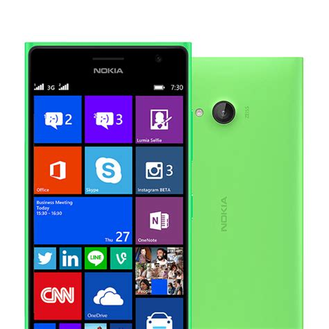 nokia lumia phone with front nokia lumia 730 lumia phone with 5mp front