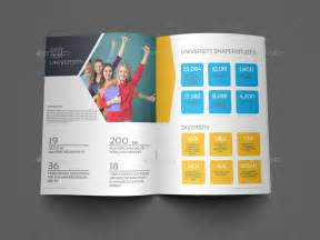 College Brochure Templates by College Brochure Template 16 Pages By