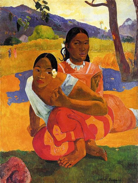 hella heaven paul gauguin