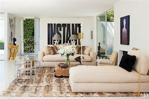 Modern Daybed Living Room Daniel Romualdez S Los Angeles Home Photos Architectural