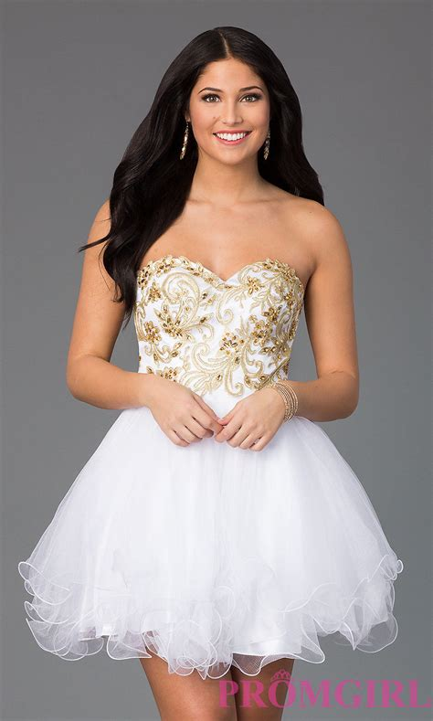 Uwais Amora Dress Gold 1 white and gold gold and white prom dresses
