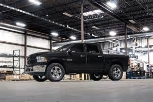 2 5in front leveling lift kit for 2012 2017 4wd dodge ram
