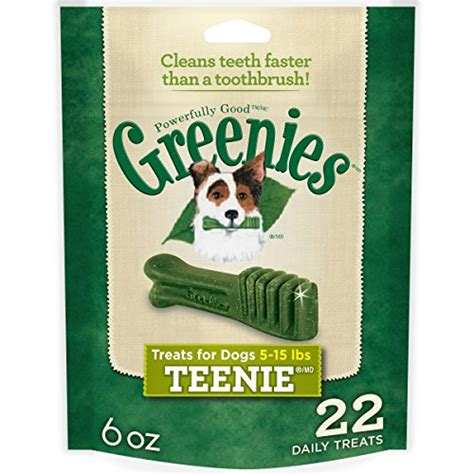 are greenies bad for dogs greenies dental chews teenie tiny treats for dogs small dogs 22 count new