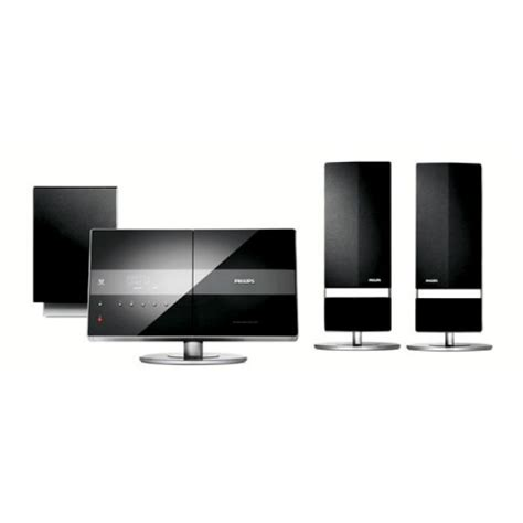 philips hts6600 all region free home theater system