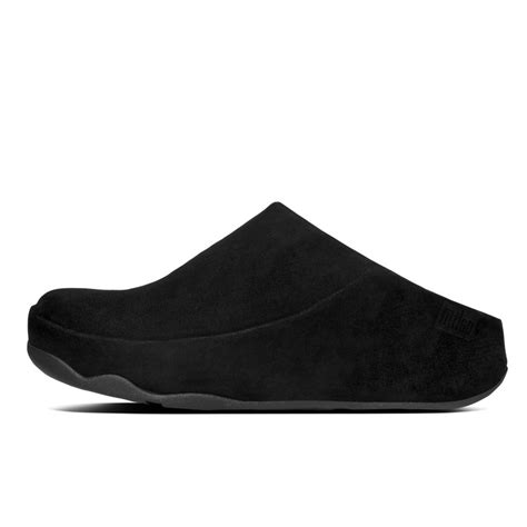 suede clogs for gogh moc s slip on clogs in black suede