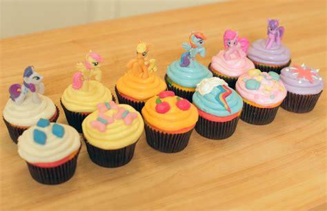 My Cupcake by My Pony Cupcakes By Rosanna Pansino Nerdy
