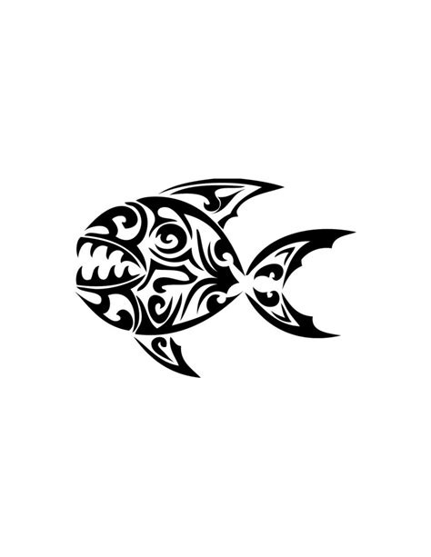 tattoo tribal design fish tattoos designs ideas and meaning tattoos for you