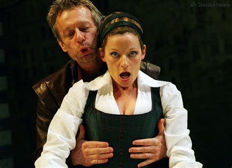 Home And Design Uk by Steven Boxer As Petruchio And Michelle Gomez As Katherine