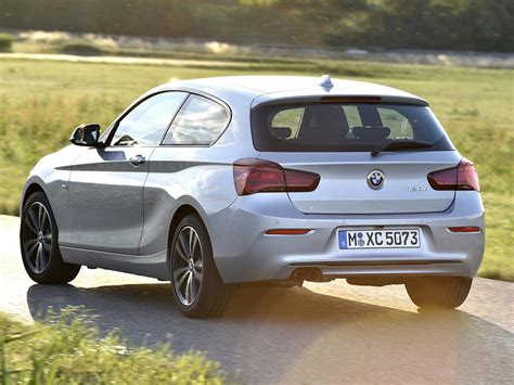 New 2018 Bmw 1 Series by 2018 Bmw 1 Series Facelift Revealed Drive Arabia