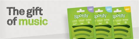 Spotify Gift Card Buy - where can i buy a spotify gift card dominos pompano