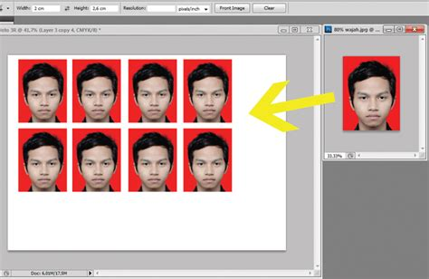 Pas Photo Murah tips pas foto murah