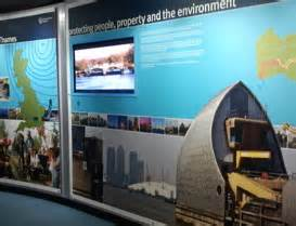 thames barrier exhibition centre dailydooh 187 blog archive 187 screens bring museums closer to