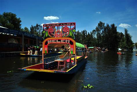 boats xochimilco xochimilco wikipedia