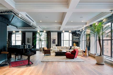 no frills here inside three chic manhattan apartments on two luxurious lofts on sale in tribeca new york
