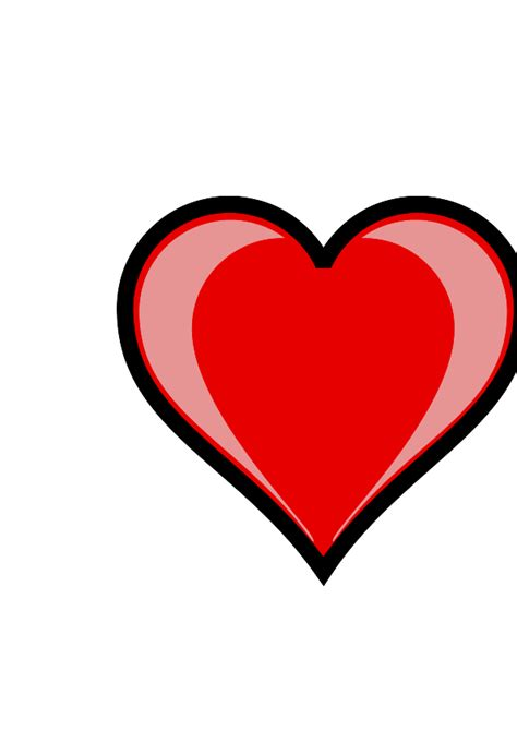 cuore clipart small clip clipart best