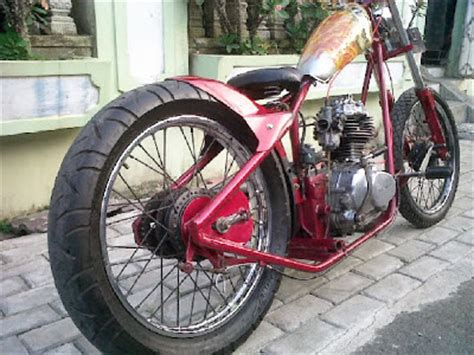 Stang Seher Gl100 Gl 100 Cb100 Cb 100 Daisho modif honda cb 100 chopper sold for marriage fee