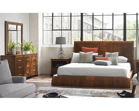 somerton dwelling bedroom set w platform bed milan so 153set