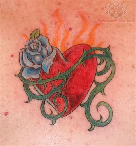 sacred heart tattoo designs sacred images designs