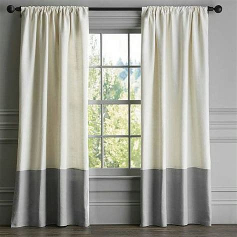 outdoor window curtains the 25 best two tone curtains ideas on pinterest