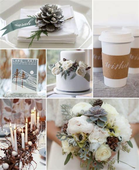 deko winterhochzeit die besten 17 ideen zu winter wunderland hochzeit auf