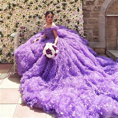 Purple Wedding Dress by Get Cheap Purple Wedding Gowns Aliexpress