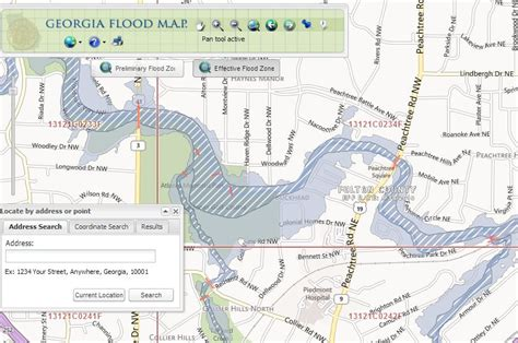 flood map fema flood maps whitlock engineering