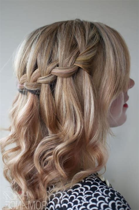 Braided Hairstyles For Medium Hair For School by 25 Best Ideas About Curly Hairstyles On