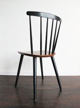 danish farstrup v back dining chairs in teak set of six teak ebonised stickback dining chairs farstrup denmark