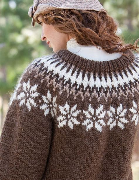 knitting pattern guy ravelry unnur icelandic pullover pattern by lucinda guy