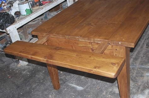 Antique Harvest Table by Harvest Table Made From Reclaimed Antique Pine Expandable
