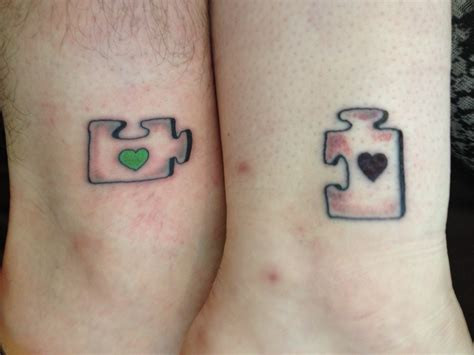 cute couples tattoos 31 ideas for couples to bond together