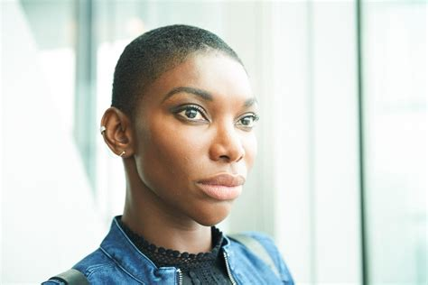 michaela coel vegan michaela coel i cried after filming black earth rising