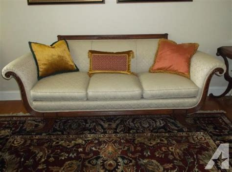 duncan phyfe sofa for sale antique sofa duncan phyfe style for sale in jacksonville