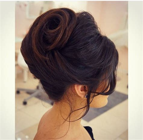 rolling hair styles 25 best ideas about french roll updo on pinterest