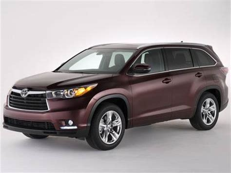 2016 toyota highlander | pricing, ratings & reviews