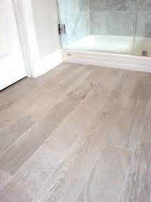 Tile Bathroom Floor by Bathrooms Italian Porcelain Plank Tile Faux Wood Tile