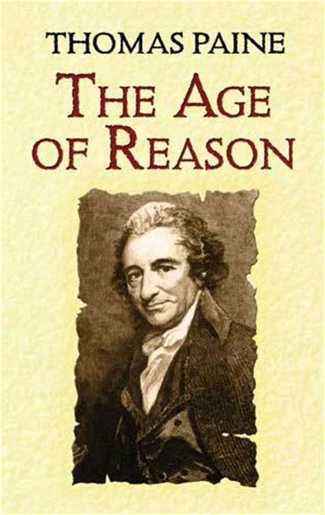 age of reason books did not believe the resurrection by paine