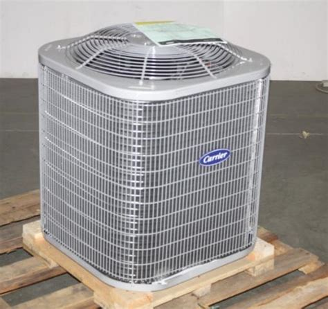 carrier 5 ton capacitor carrier 2 5 ton 13 seer air conditioner a c unit condenser ca13na030